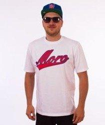 Moro Sport-Baseball T-Shirt Biały