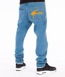 Moro Sport-Big Paris Spodnie Jasny Jeans