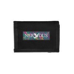 Nervous ACID Portfel Czarny