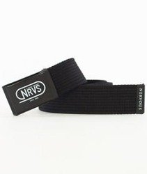 Nervous-Race Pasek Black/Black