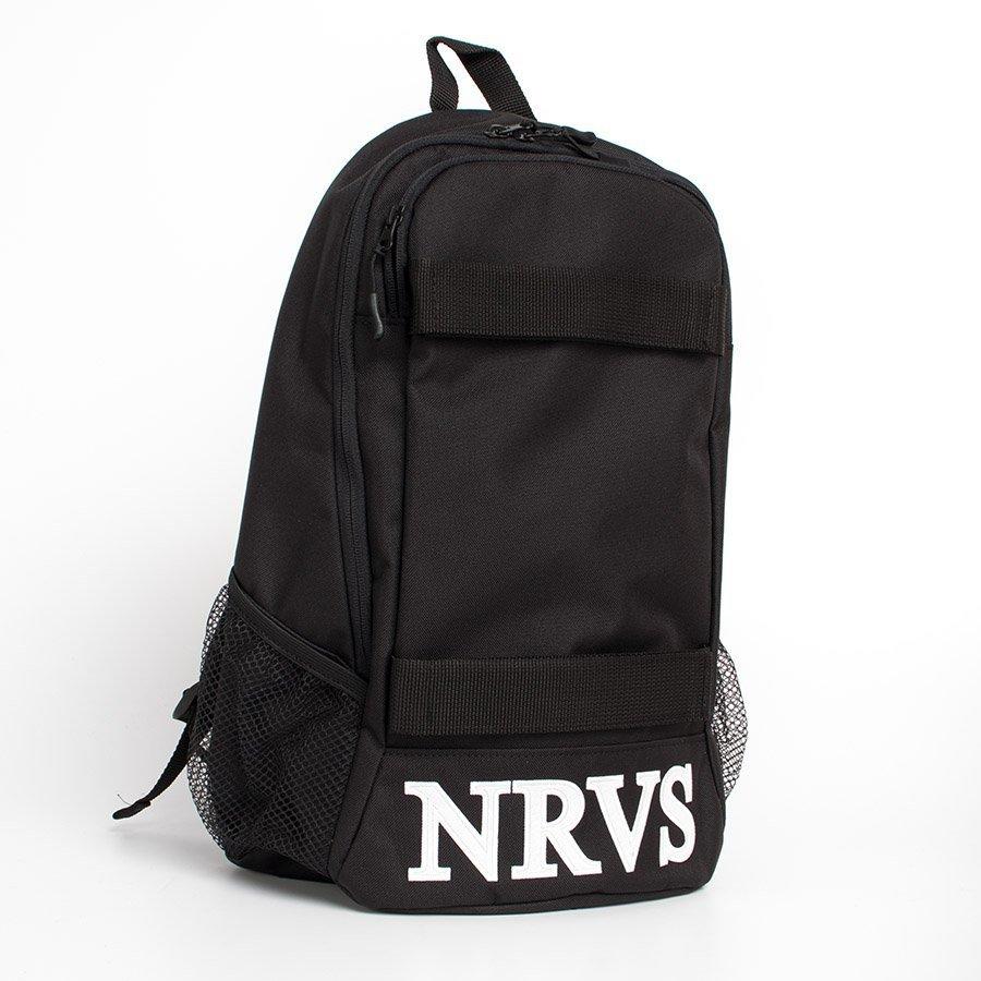 Nervous SKATE SHORTCUT Plecak Czarny