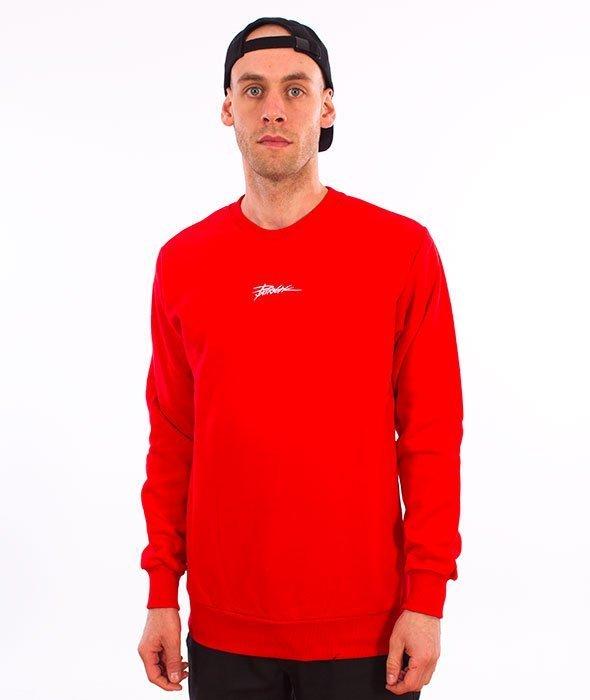 Patriotic-Tag Mini BKL Bluza Czerwony
