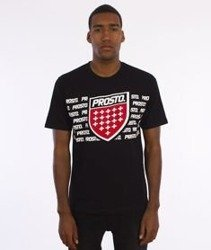Prosto-Blocks T-Shirt Czarny