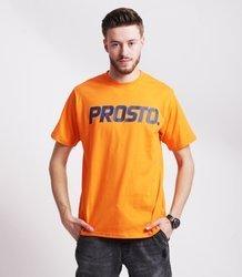 Prosto CLASSIC T-Shirt Pomarańczowy