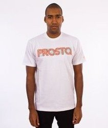 Prosto-Either T-Shirt Biały