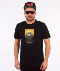SK Posse-Raise Hell T-Shirt Czarny