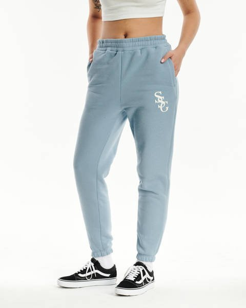 SSG Girls DRESY JOGGER LOOSE FREEDOM Niebieski