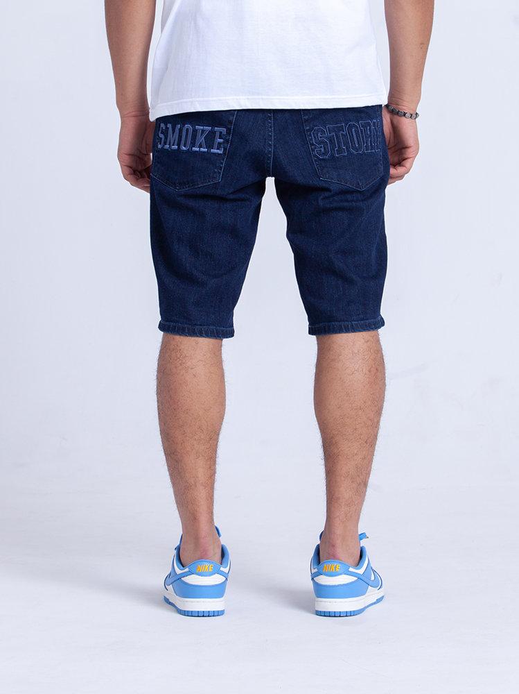 Smoke Story SMOKESTORY Krótkie Spodnie Jeans medium