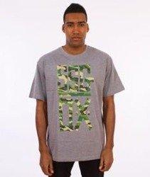 SmokeStory-Moro OX T-Shirt Szary