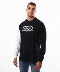 SmokeStory-SSG Sleeve Longsleeve Czarny