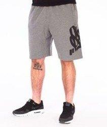 SmokeStory-Tag Krótkie Spodnie Dresowe Grafitowe