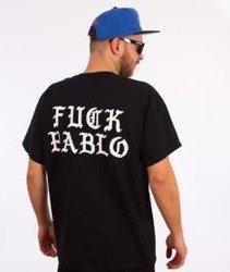 Swallows&Daggers-Fuck Pablo T-Shirt Czarny