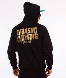 Tabasko-Gold Bluza Kaptur Rozpinana Czarna