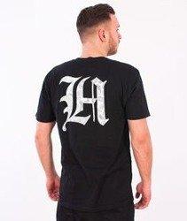 The Hundreds-Old H Paisley T-Shirt Black