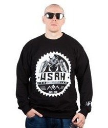 WSRH-Death Bluza Czarna