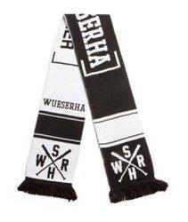 WSRH-Wueserha Szalik Czarny/Biały