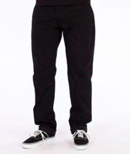 Carhartt-Klondike Pant Spodnie Chicago Cotton Black