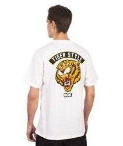 DGK-Tiger Style T-Shirt Biały