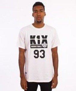 K1X-Barcelona T-Shirt Biały