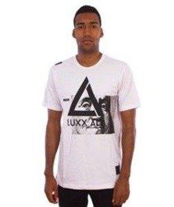 LuxxAll-Benjamin T-Shirt Biały