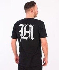 The Hundreds-Old H Paisley T-Shirt Black