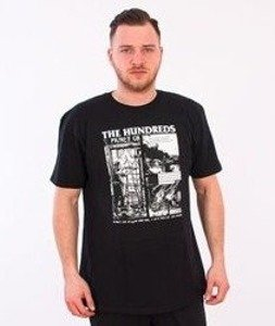 The Hundreds-Riot T-Shirt Black