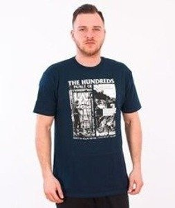 The Hundreds-Riot T-Shirt Navy