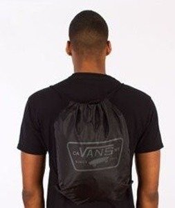 Vans-Leauge Bench Bag Black Ripstop