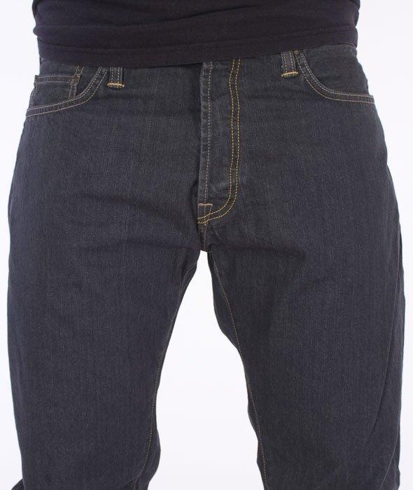 Carhartt-Klondike Pant Cotton Grafton Grey Rinsed