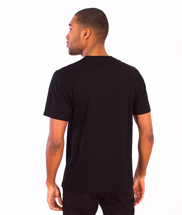 Carhartt-Mich T-Shirt  Black/White