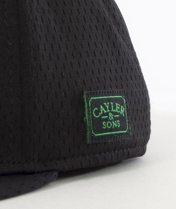 Cayler & Sons-Fo Twenny Cap Snapback Black/White