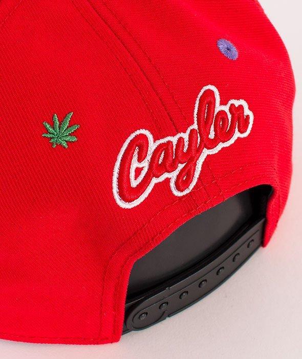 Cayler & Sons-Good Moods Cap Red/Black