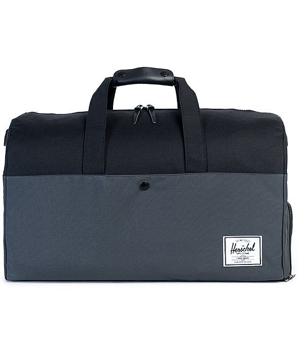 Herschel-Lonsdale Duffle Dark Shadow/Black [10124-00930]
