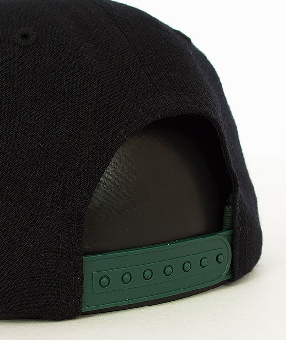 Independent-Reynolds Patch Snapback Black