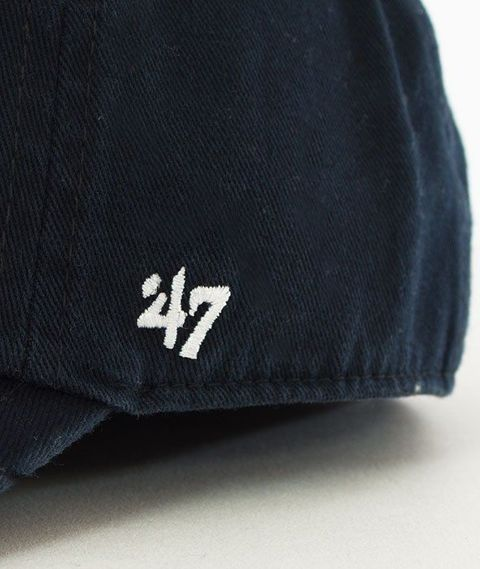 47 Brand-Clean Up Boston Red Socks Czapka z Daszkiem Granatowa