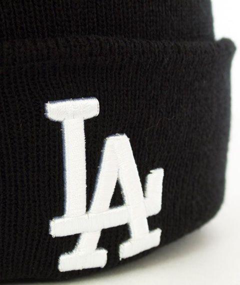 47 Brand-Los Angeles Dodgers Czapka Zimowa Czarna
