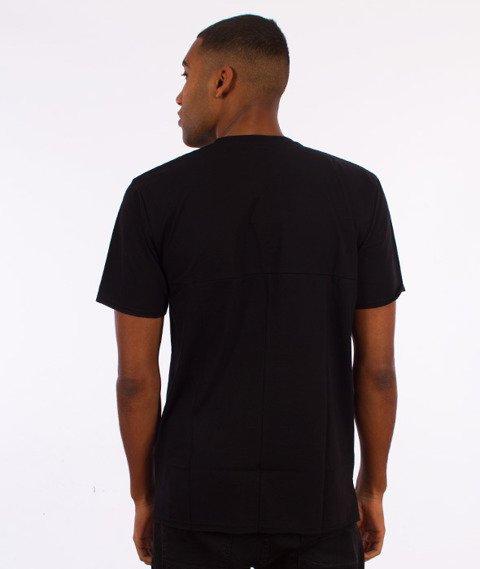 Backyard Cartel-Cut T-Shirt Czarny