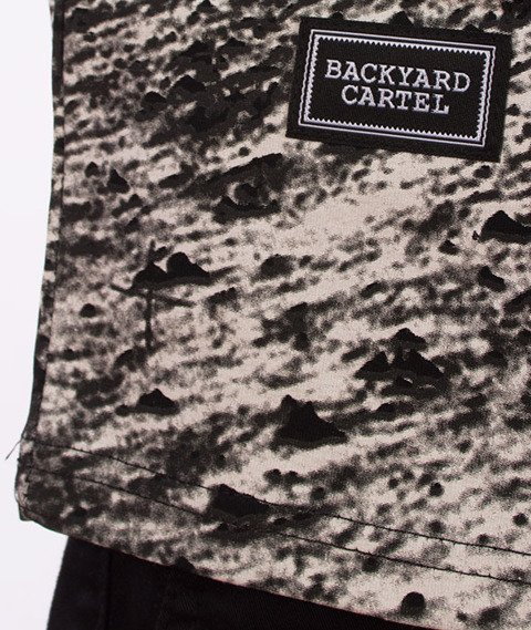 Backyard Cartel-Dark Side T-Shirt Czarny