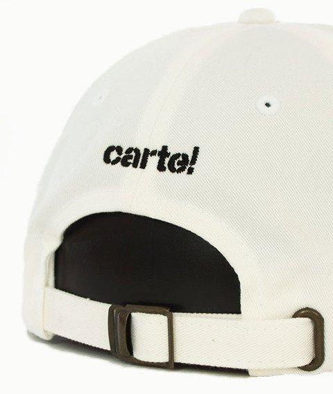 Backyard Cartel-Disaster Snapback Czapka Biała