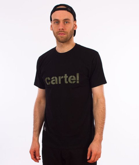 Backyard Cartel-Disaster T-Shirt Czarny