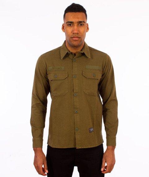 Backyard Cartel-Immortal Shirt Koszula Khaki