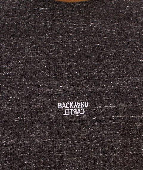 Backyard Cartel-Mineral Crewneck Bluza Grafitowa