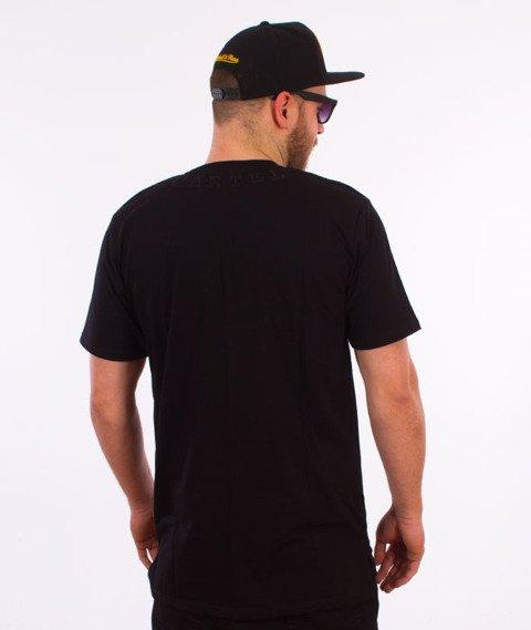 Backyard Cartel-Shadow T-Shirt Czarny
