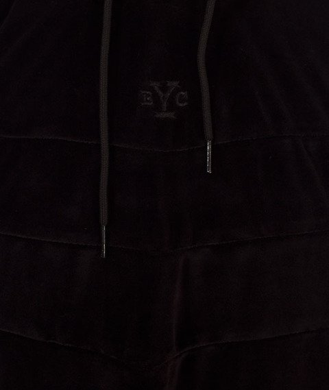 Backyard Cartel-Smooth Short Sleeve Hoody Bluza Kaptur Czarna