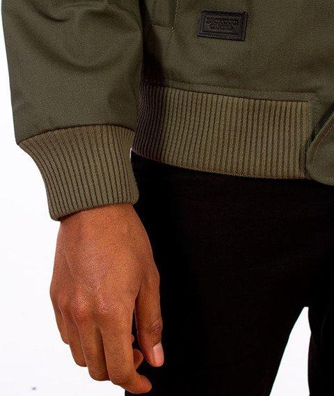 Backyard Cartel-Troop Jacket Kurtka Khaki