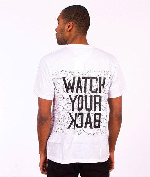 Backyard Cartel-Watch T-Shirt White