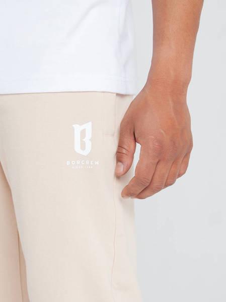 Biuro Ochrony Rapu B 21 Spodnie Dresowe Beżowy