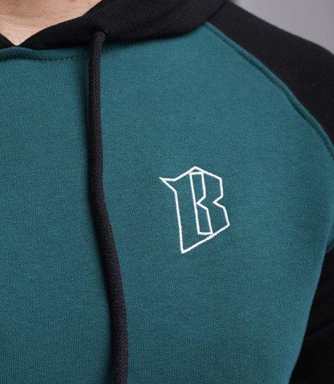 Biuro Ochrony Rapu-B logo Reglan Kaptur Zielony