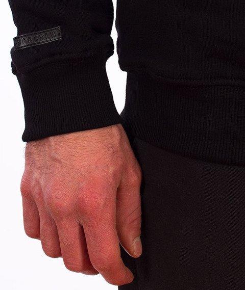 Biuro Ochrony Rapu-Classic Borcrew Outline Bluza Czarna