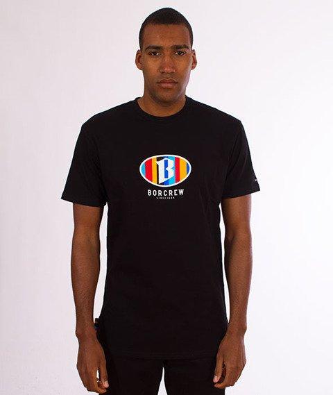 Biuro Ochrony Rapu-Colors T-shirt Czarny